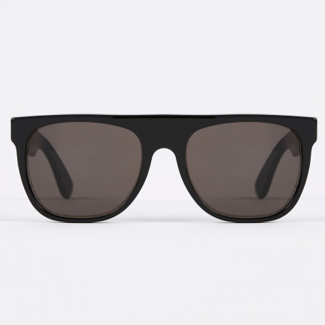 Flat Top Sunglasses - Black
