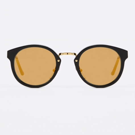 Panama Sunglasses - Black 24k