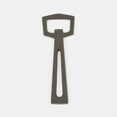 Cast Iron Bottle Opener - 130