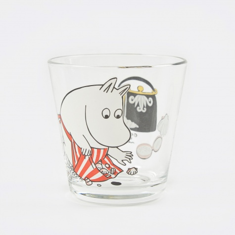 Arabia Moomin Glass 21cl - Moominmamma On The Beach
