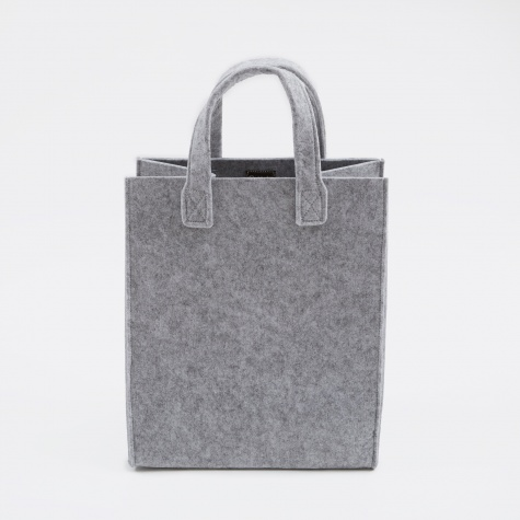 Meno Home Bag Medium - Grey Felt