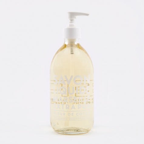 Liquid Marseille Soap 500ml - Cotton Flowe