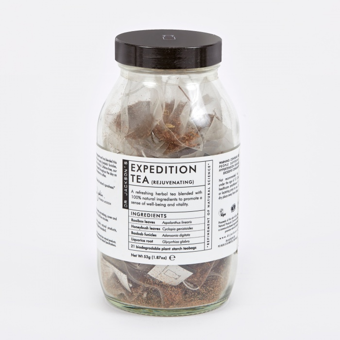 Dr. Jackson's Herbal Tea - Expedition (Bagged) (Image 1)