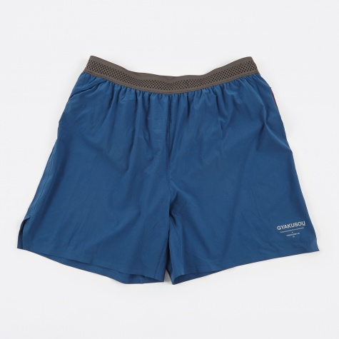 M Dry Short Racer - Brave Blue/Black