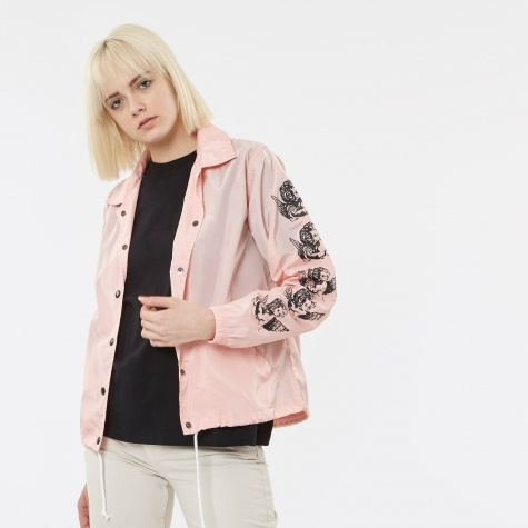 Cherub Nylon Jacket - Peach