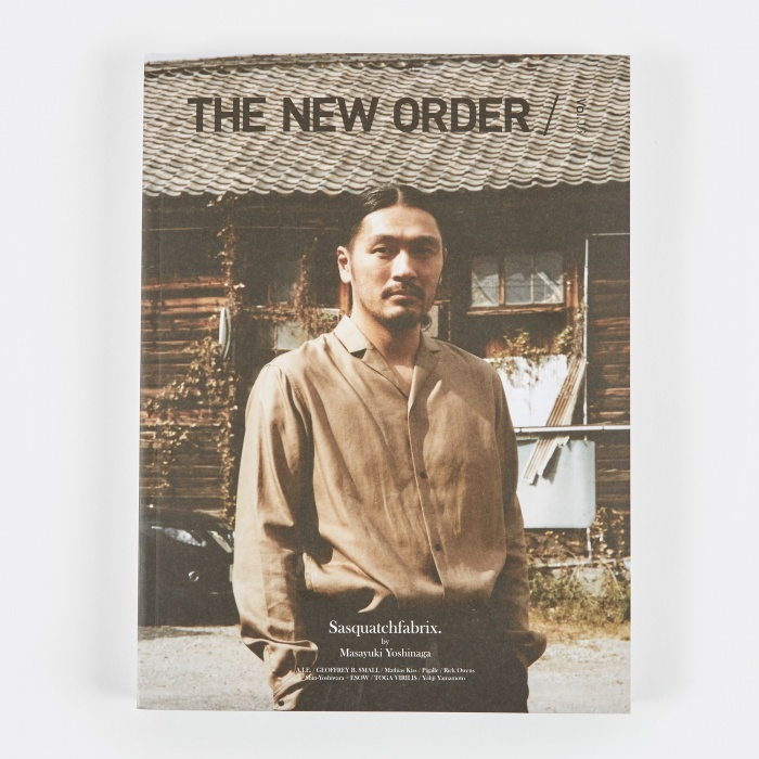 The New Order Magazine - Vol.16 (Image 1)
