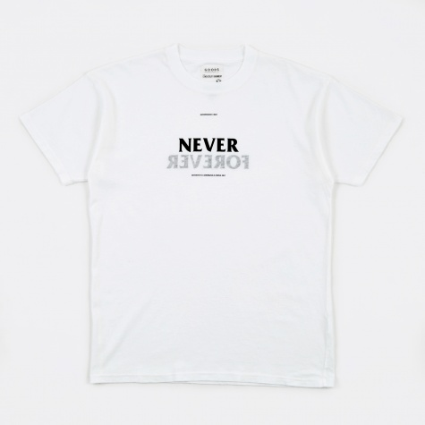 Never Forever T-Shirt - White