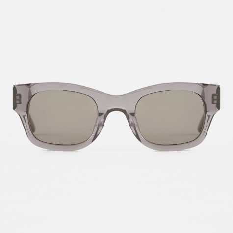 Lubna Sunglasses - Grey Crystal