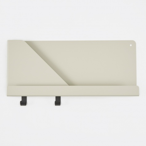 Folded Shelf Small - Grey