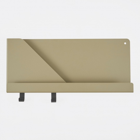 Folded Shelf Small - Olive
