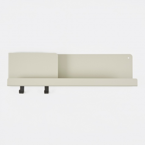 Folded Shelf Medium - Grey