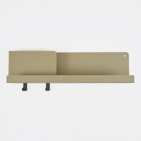 Folded Shelf Medium - Olive
