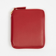 Comme Des Garcons Wallets Classic Leather M - (SA2100) - Red