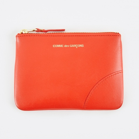 Comme Des Garcons Wallet Classic Leather (SA8100) - Orange