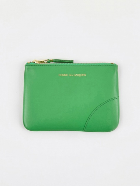 Comme Des Garcons Wallet Classic Leather (SA8100) - Green