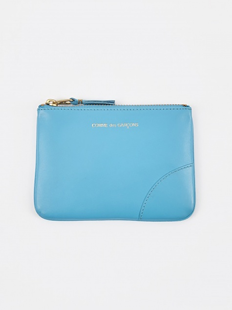 Comme Des Garcons Wallet Classic Leather (SA8100) - Blue