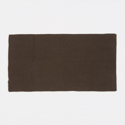 Tea Towel 'Shane' Cotton - Dark Shadow
