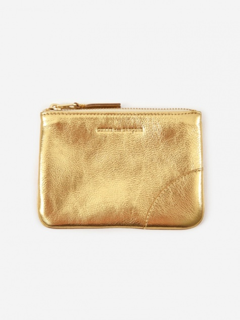 Comme des Garcons Wallet Classic Leather (SA8100G) - Gold
