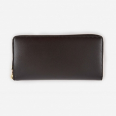 Comme Des Garcons Wallets Classic Leather L (SA0110) - Black