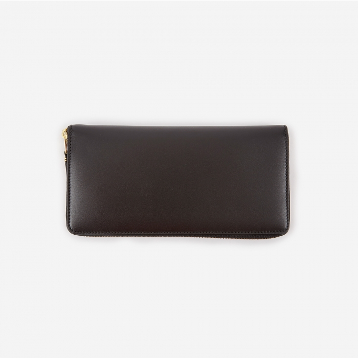 Comme des Garcons Wallets Classic Leather L (SA0110) - Black (Image 1)