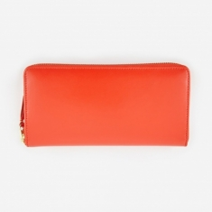 Comme Des Garcons Wallets Classic Leather L - (SA0110) - Orange