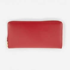 Comme Des Garcons Wallets Classic Leather L  (SA0110) - Red