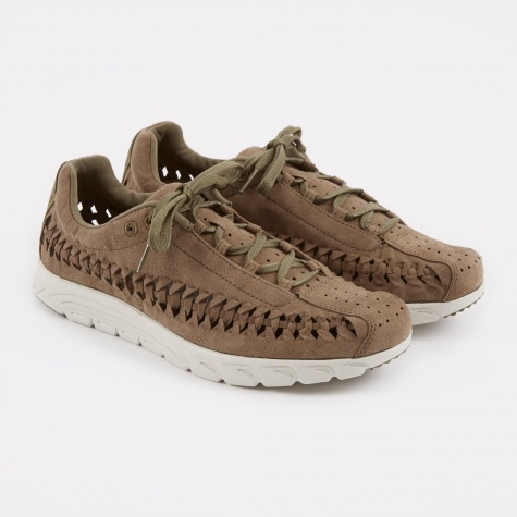 Mayfly Woven - Medium Olive/Light Bone