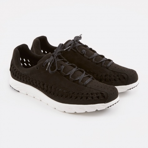 Mayfly Woven - Black/Summit White