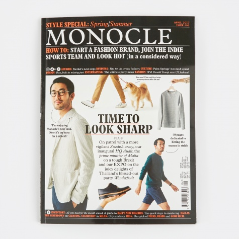 Monocle - Issue 102 (April 2017)