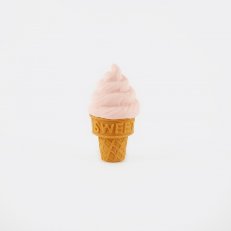 Eraser - Ice Cream Pink