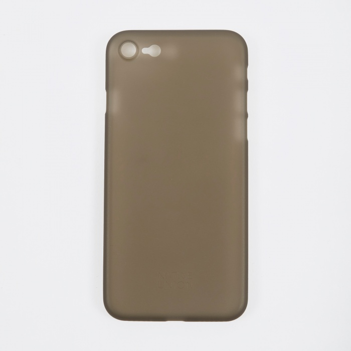 Native Union CLIC Air iPhone 7 Case - Smoke (Image 1)