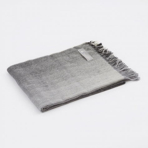Horizon Throw - Grey