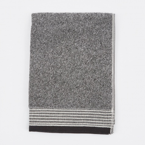 Field Hand Towel - Grey
