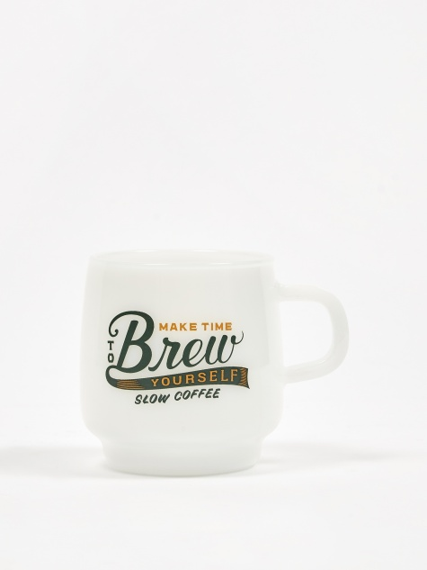 SCS Sign Paint Mug 340ml - Brew