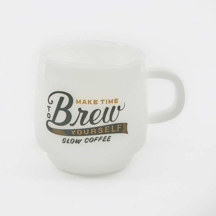 Kinto SCS Sign Paint Mug 340ml - Brew (Image 1)