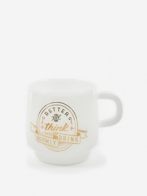 SCS Sign Paint Mug 340ml - Think