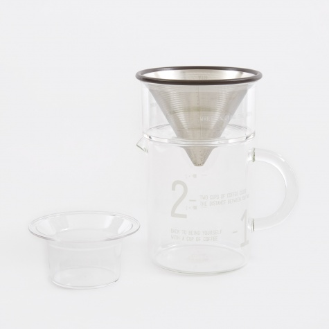 SCS Coffee Jug Set - 300ml