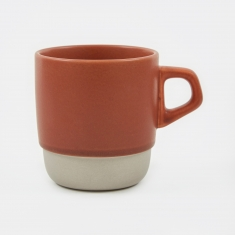 Kinto SCS Stacking Mug 320ml - Orange