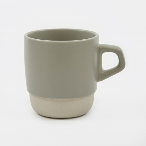 SCS Stacking Mug 320ml - Grey