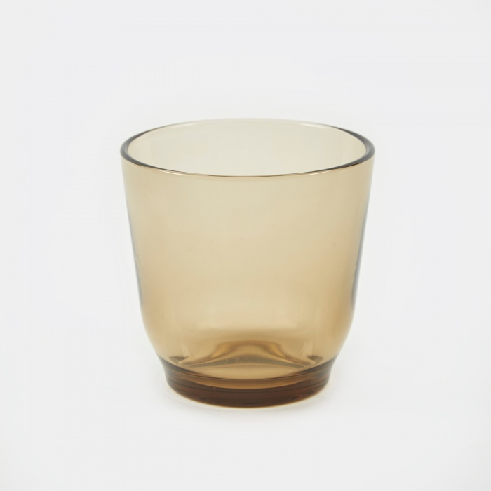 Kinto HIBI Tumbler 220ml - Brown (Image 1)