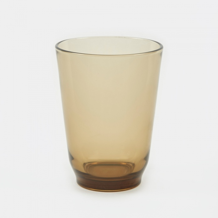 Kinto HIBI Tumbler 350ml - Brown (Image 1)