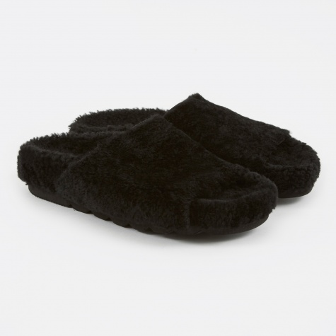Lamb Slipper - Black