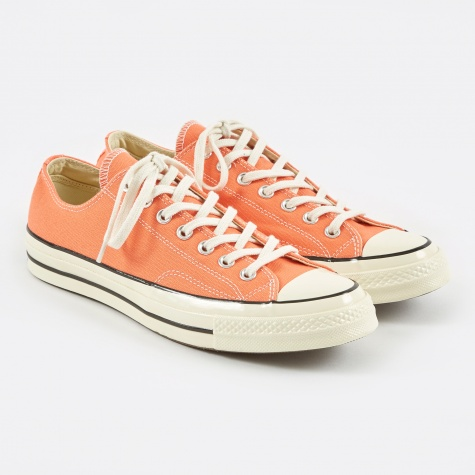1970s Chuck Taylor All Star Ox - Wild Mango