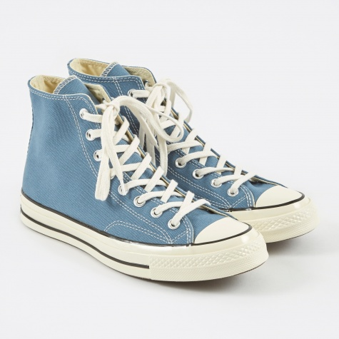 1970s Chuck Taylor All Star Ox - Blue Coast