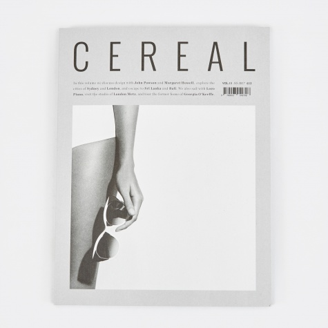 Cereal Magazine - Vol.13