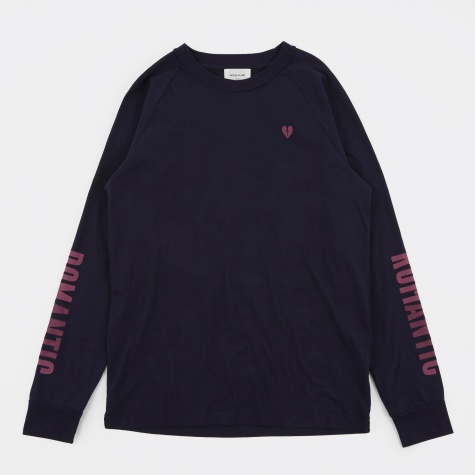 Han Longsleeve T-Shirt - Dark Blue