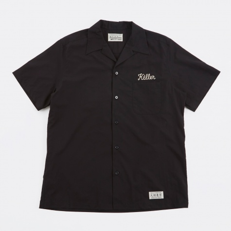 50's Shirt (Type-2) - Black