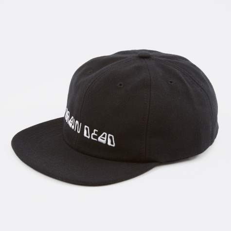 Records Alien Font Cap - Black