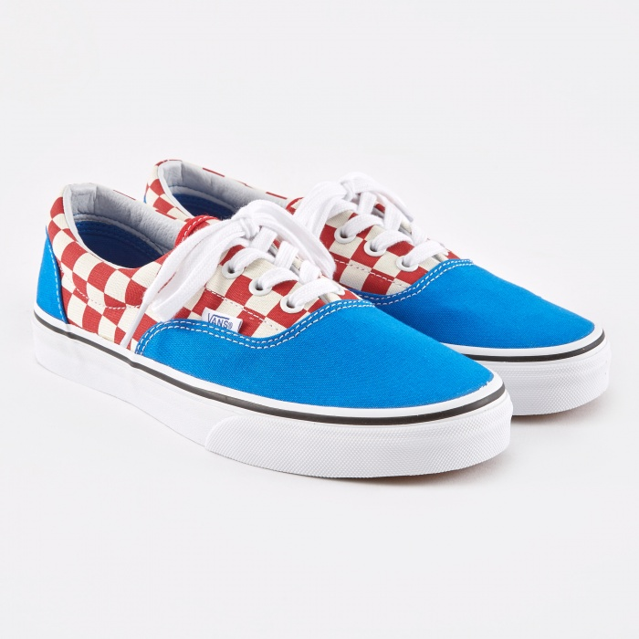 Vans Era 2 Tone Check - Imperial Blue (Image 1)