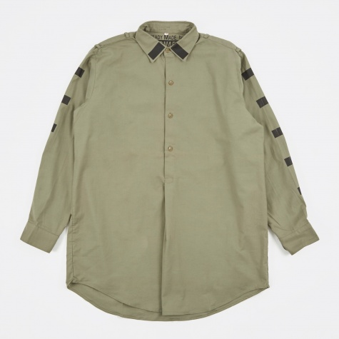 Sniper Shirt - Green/Black Dot